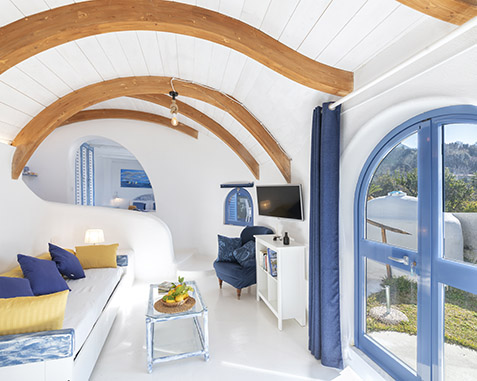 Ischia self catering units villa