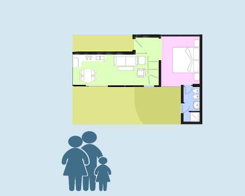 Apartment Room Domus Ischia