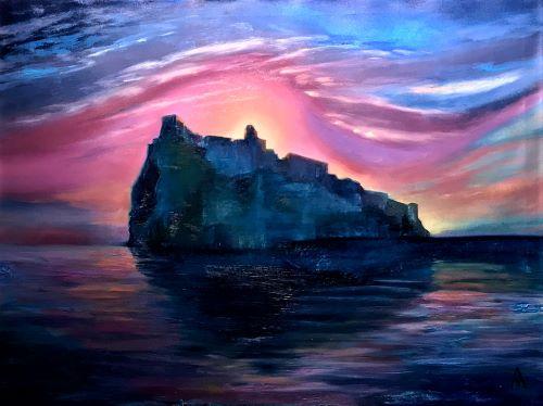 Mostra Loginova Ischia Castello