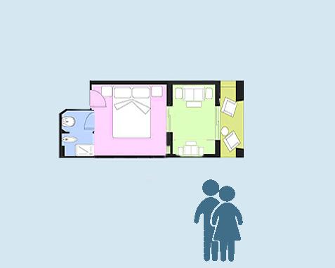 Doppel Zimmer Ischia