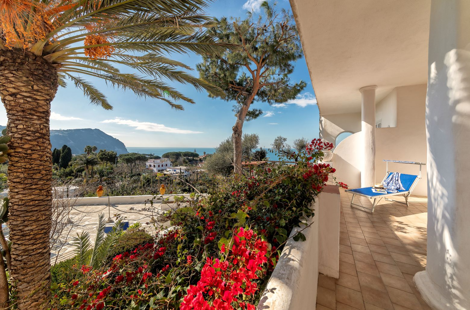 Ischia Hotel Room Apartment BB Self catering