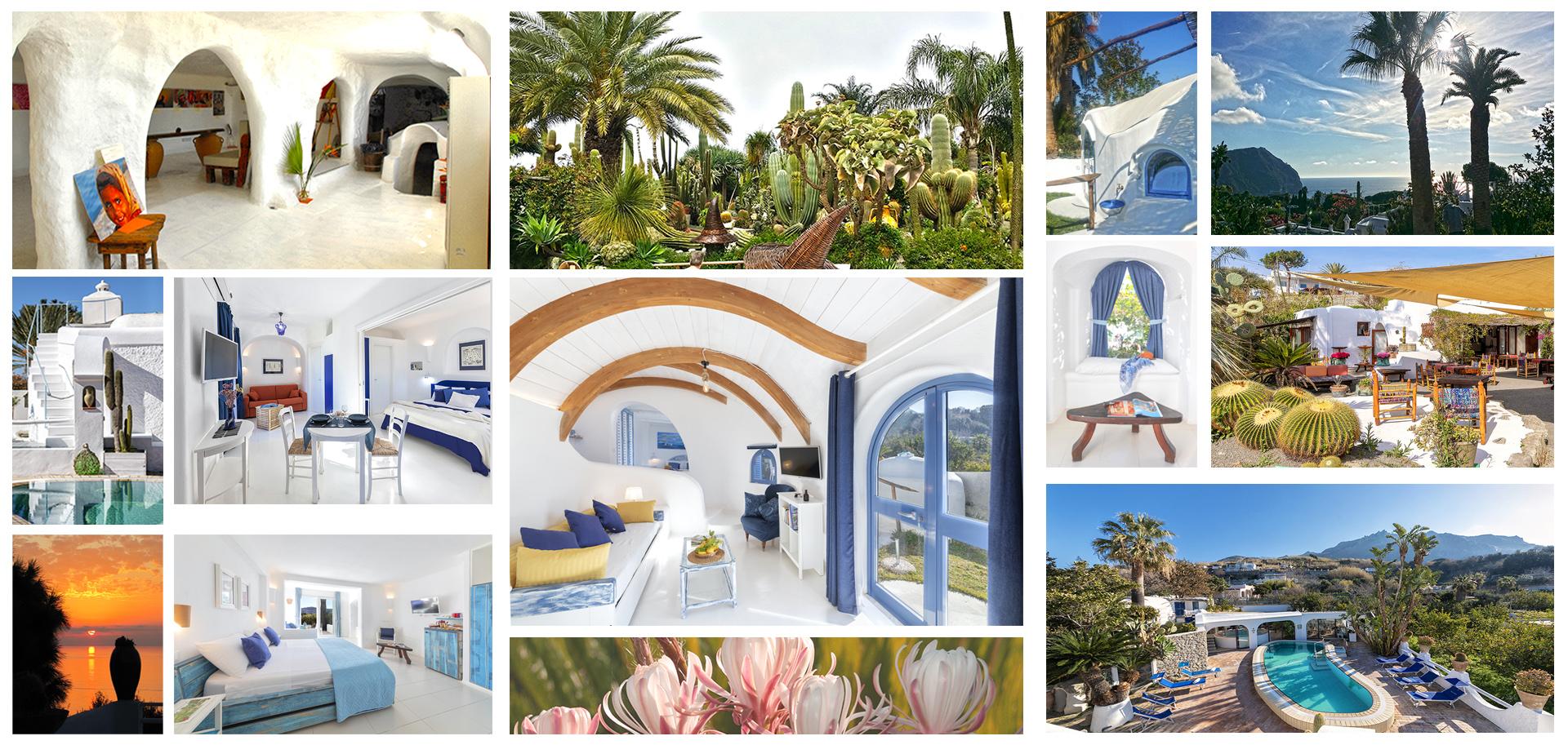 Ischia residence bb offerte speciali soggiorno bb hotel for Soggiorno a ischia